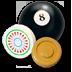 梦幻桌球 體育競技 LOGO-玩APPs