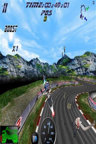 超级摩托车2
