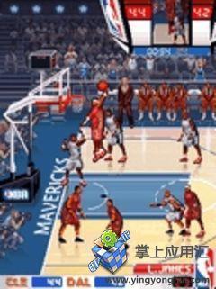 NBA职业篮球2009
