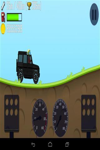 爬坡赛车БПАНMOD-应用截图
