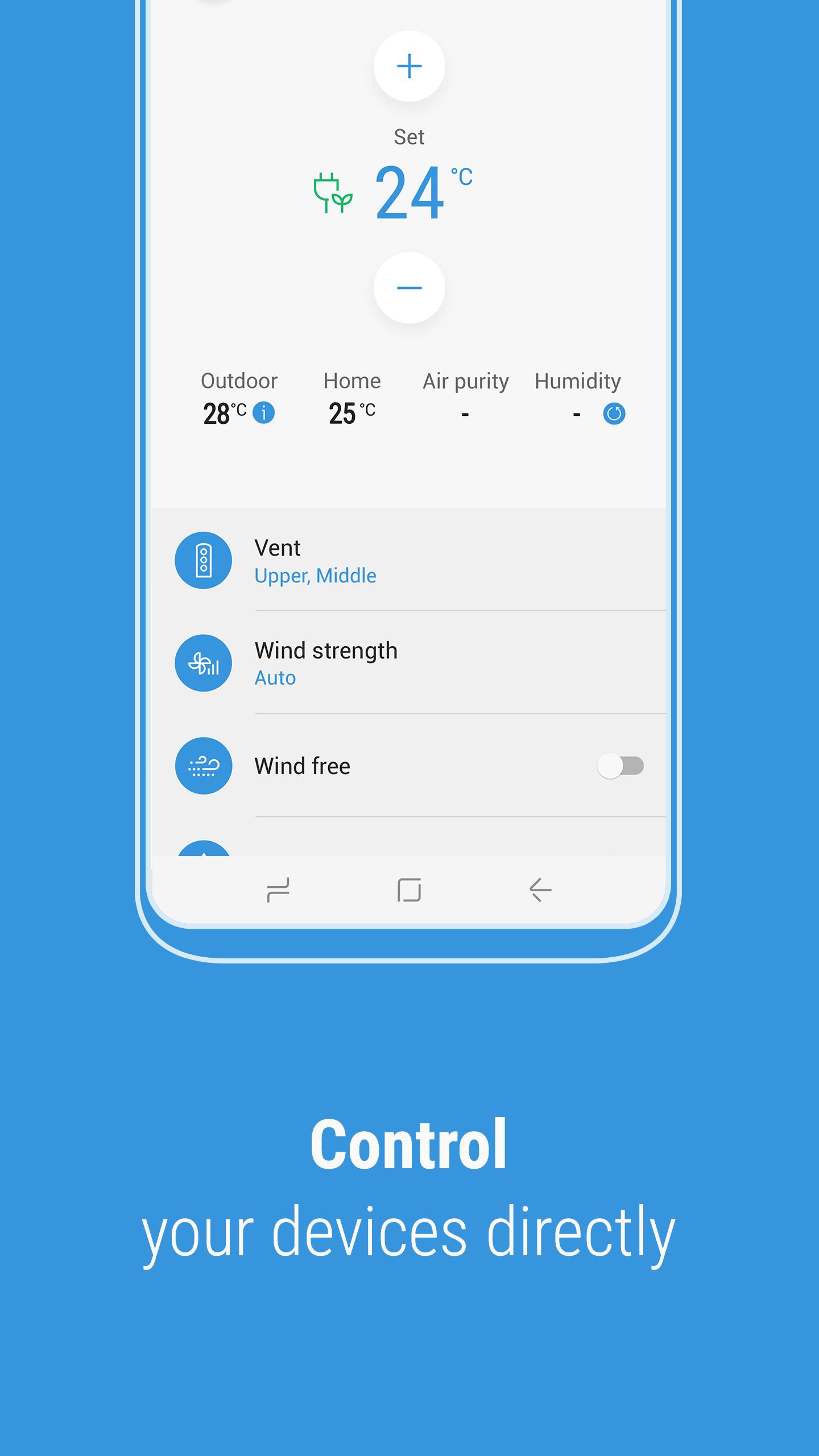 Samsung Connect-应用截图