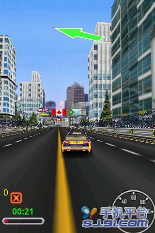 街道赛车-应用截图