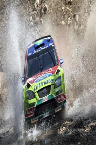 拉力赛车 CSR Rally Racing 3D