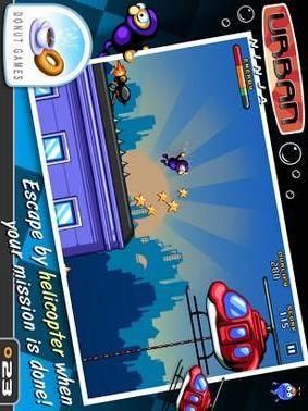 城市忍者|玩動作App免費|玩APPs