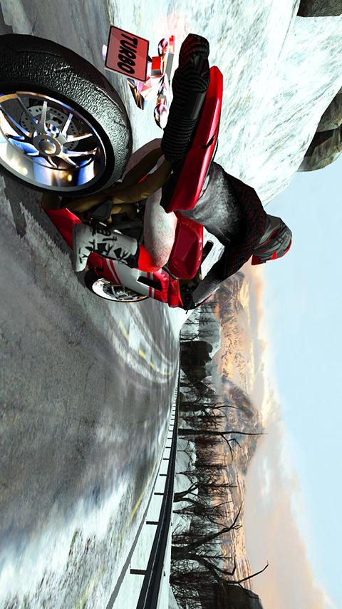 雪地摩托赛手