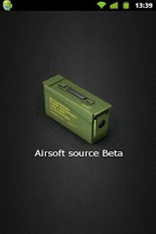 Airsoft Source Beta-应用截图