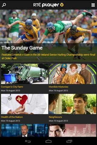 RTE播放器 RTé Player|玩媒體與影片App免費|玩APPs