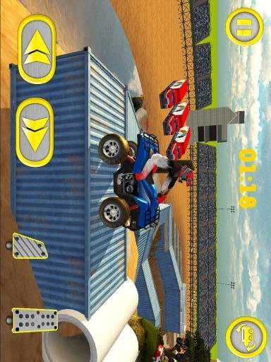 疯狂越野驾驶 賽車遊戲 App-癮科技App