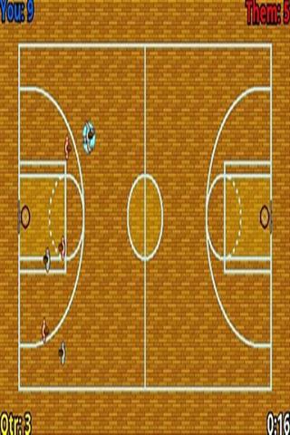 3对3篮球赛