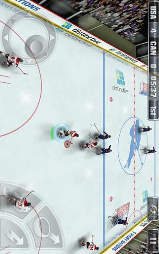 【免費體育競技App】冰球联赛_Tegra 2版2011-APP點子