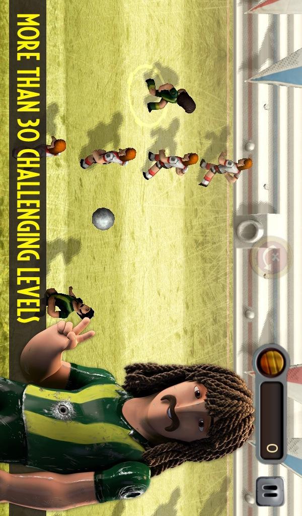 玩免費體育競技APP|下載桌面足球 app不用錢|硬是要APP