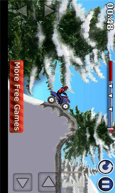 雪峰极限越野-应用截图