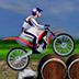 闯关摩托车 賽車遊戲 App LOGO-APP試玩