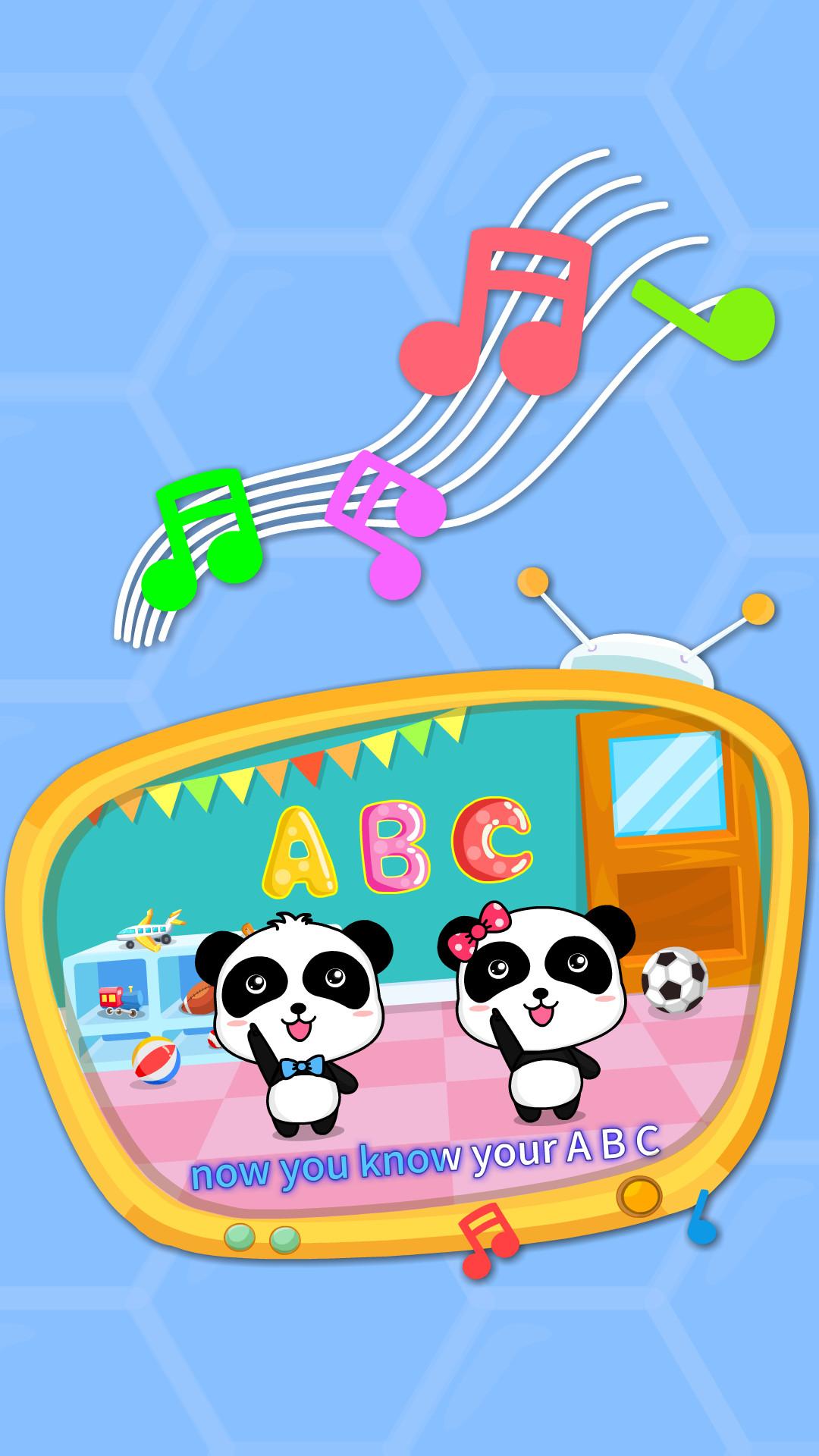 宝宝学ABC-应用截图