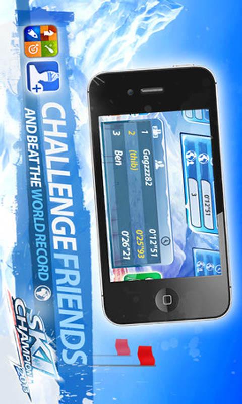 滑雪大冒险游戏 单机版