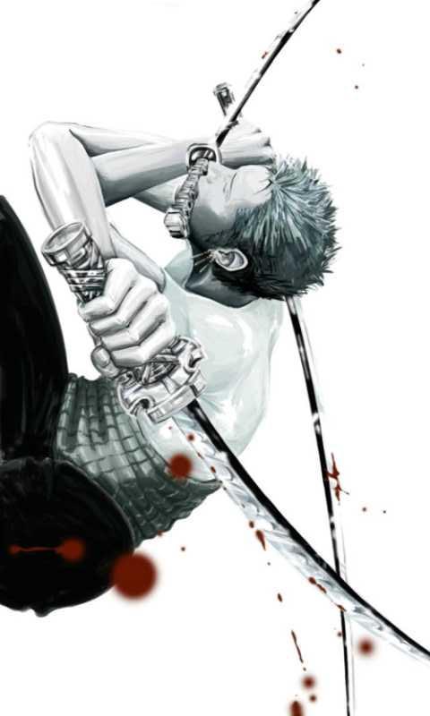 海贼王高清壁纸 One Piece HD Wallpaper 1-应用截图