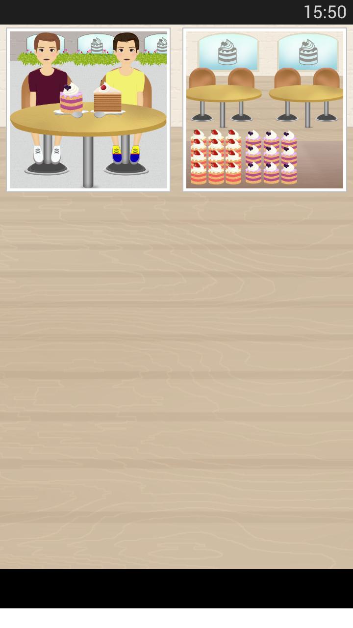 蛋糕店游戏