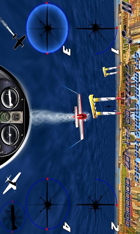 F18舰载机模拟起降-应用截图
