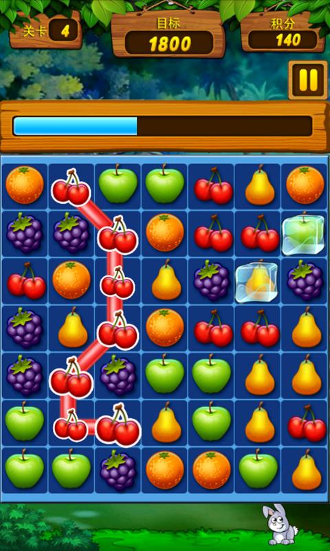 水果连线-应用截图
