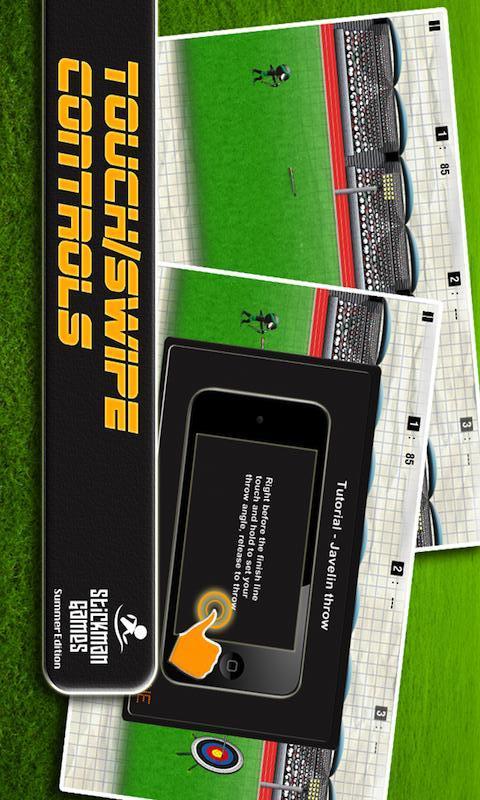 玩免費體育競技APP|下載Stickman Games app不用錢|硬是要APP