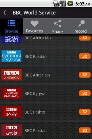 BBC电台