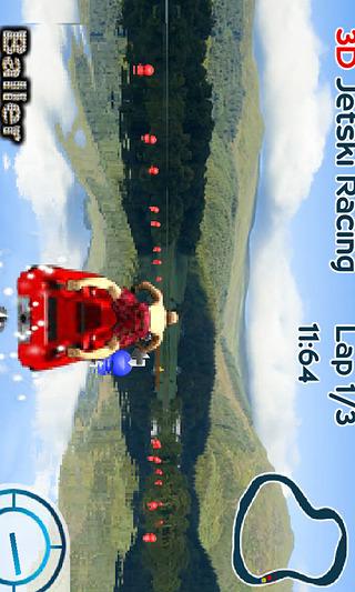 玩免費體育競技APP|下載3D水上赛艇 app不用錢|硬是要APP