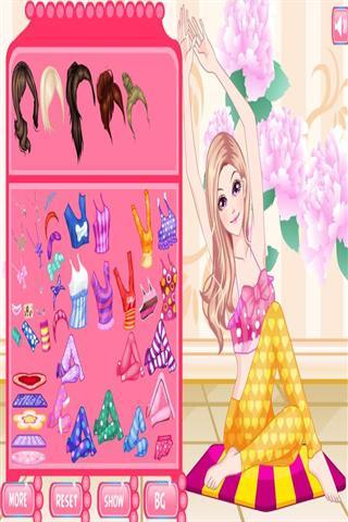 【免費遊戲App】女孩换装 Girl Dressup-APP點子