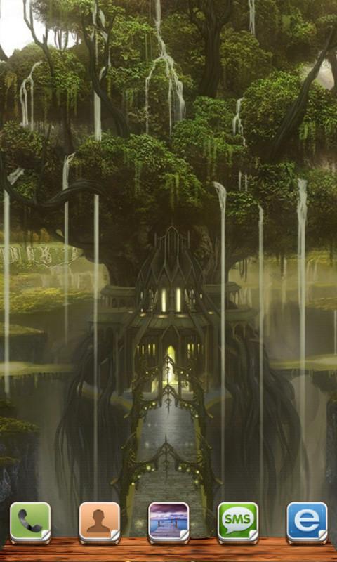 神庙逃亡-3D桌面主题