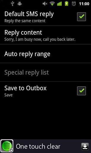 【免費工具App】短信自动回复-APP點子