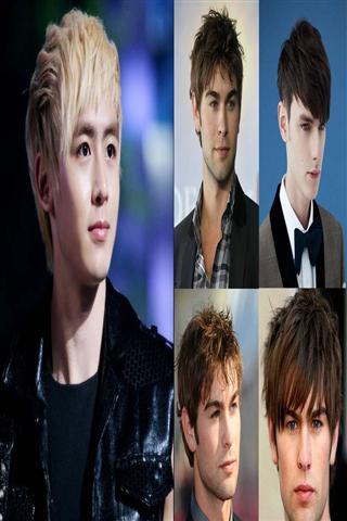 男士发型沙龙 Modern Men Hairstyle Salon