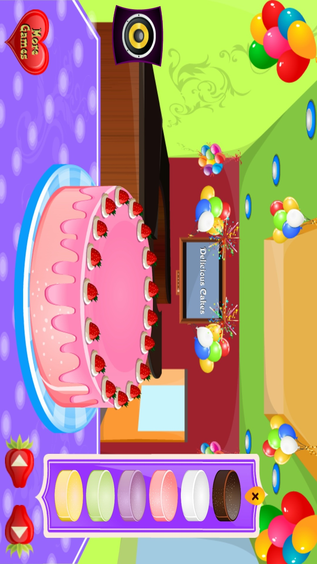 萝莉公主生日派对-应用截图