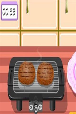 玩體育競技App|汉堡烹饪比赛免費|APP試玩