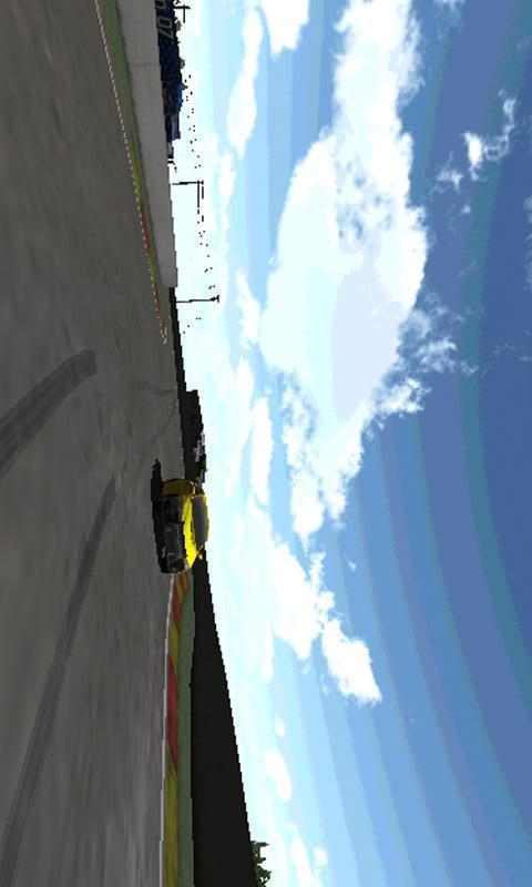 手机3D赛车游戏-应用截图