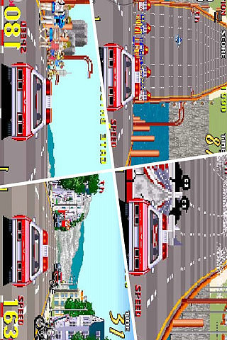 狂暴飞车赛车游戏 单机版