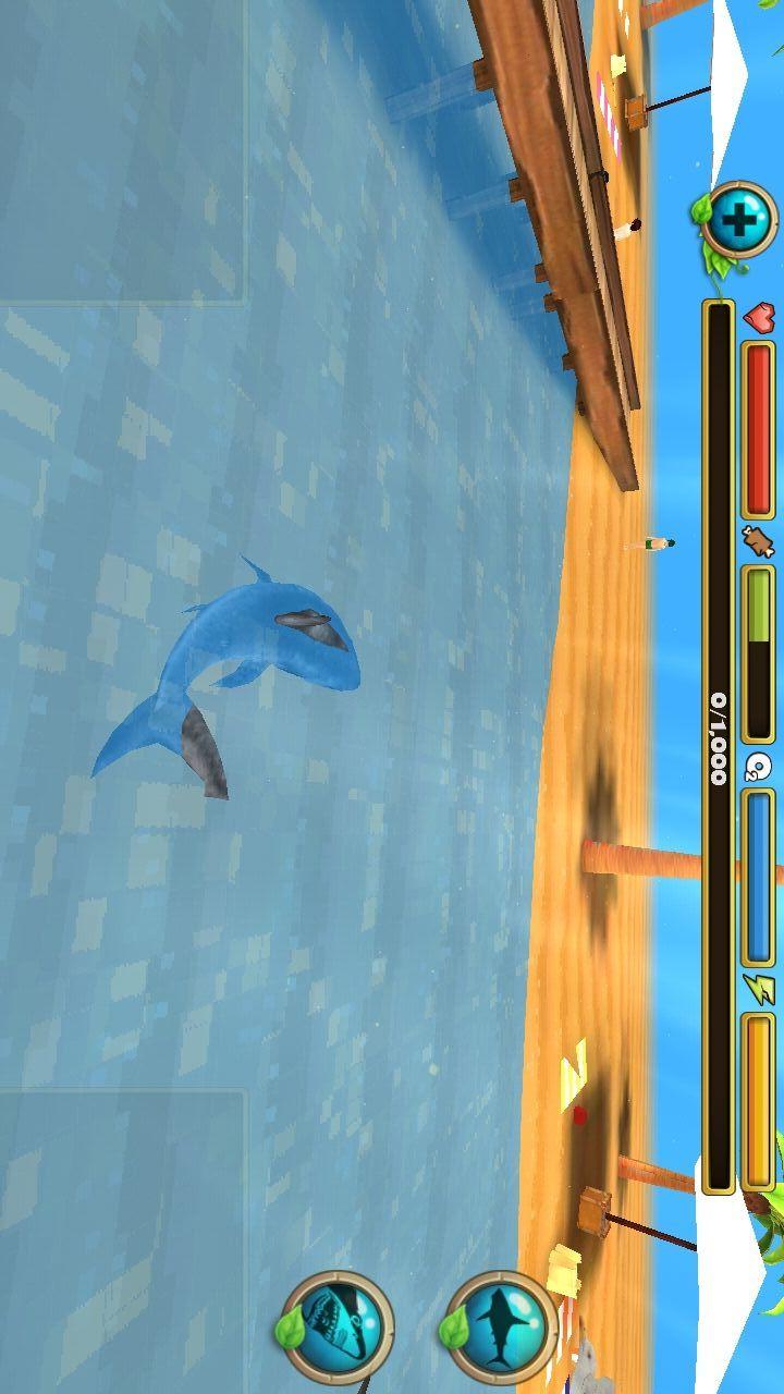 鲨鱼模拟器-应用截图