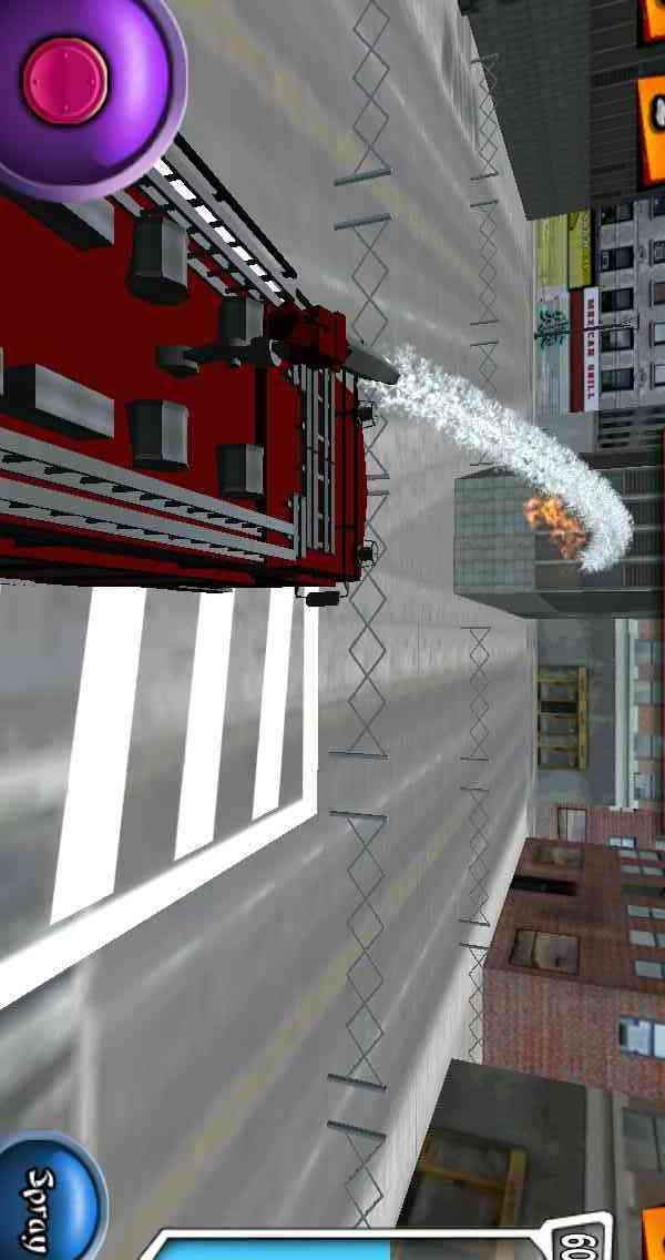 伟大的英雄 - 消防员