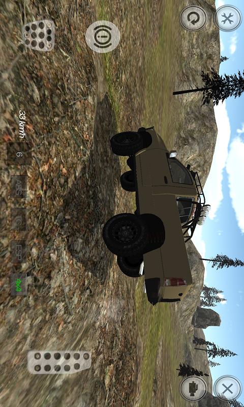4x4山地赛车 賽車遊戲 App-癮科技App