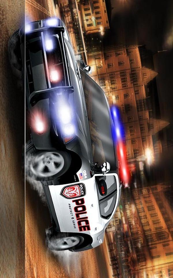 警方停车3D扩展