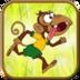 猴子运行 LOGO-APP點子