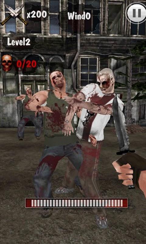玩休閒App|TestKnifeKing3-ZombieWar免費|APP試玩