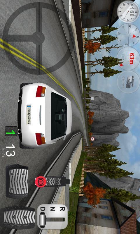 学校驾驶3D-应用截图