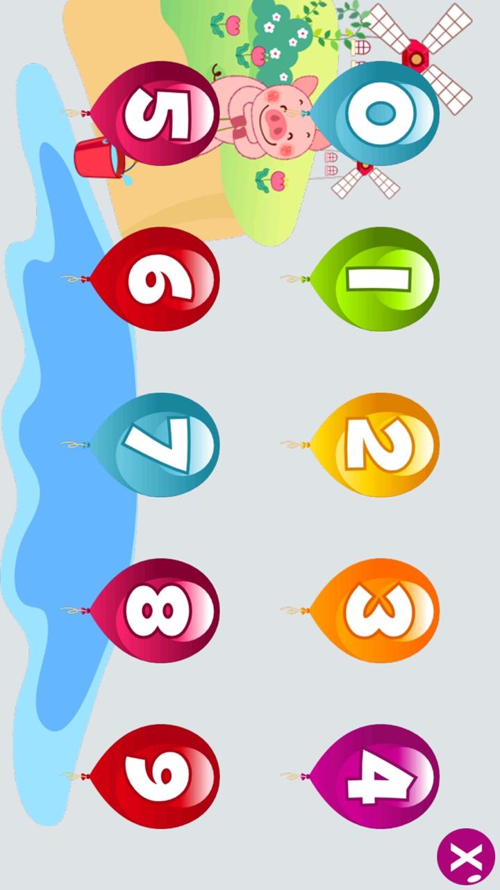 玩休閒App|宝宝识数字免費|APP試玩